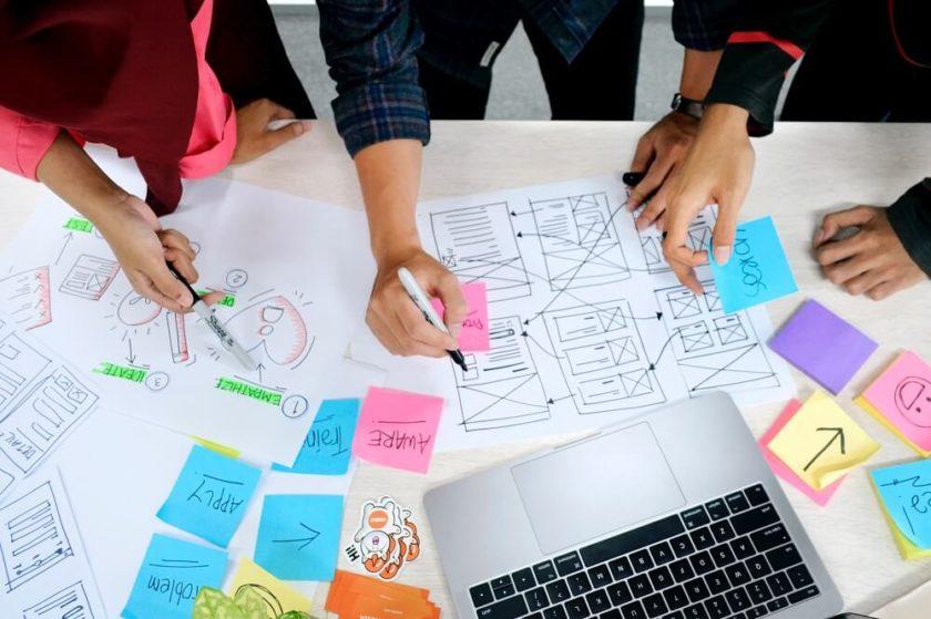 Group Design Thinking